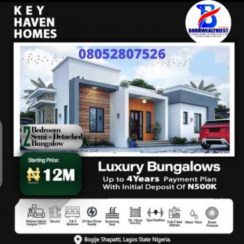 Luxury Bungalow Homes, Key Haven City in *bogije Shapati* Area, Off Lekki - Epe Expressway, Bogije, Ibeju Lekki, Lagos, Terraced Bungalow for Sale
