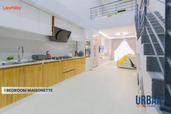 Tastefully Finished and Smart One Bedroom Maisonnate, Urban Prime 3 Phase 2, Ogombo, Ajah, Lagos, Terraced Duplex for Sale