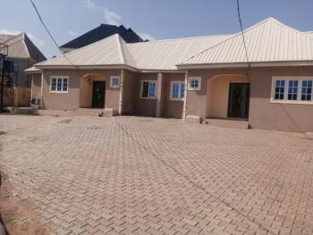 Newly Built Bungalow, Behind City College, Karu, Abuja, Detached Bungalow for Sale