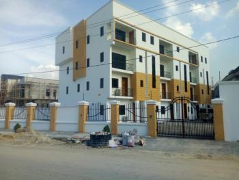 Luxury 3 Bedrooms Terraced House, 14c Alhaji Olawale Yekini Bakare Street, Off Orchid Hotel Road, Lafiaji, Lekki, Lagos, Terraced Duplex for Rent