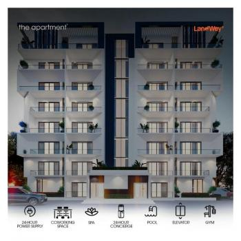 Luxury 2 Bedrooms Apartment (off Plan), Behind Novare Shoprite, Sangotedo, Ajah, Lagos, Block of Flats for Sale