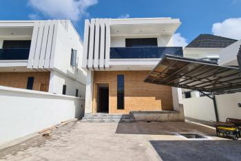Tastefully Finished and Spacious 5 Bedroom Detached House with Bq, Osapa, Lekki, Lagos, Detached Duplex for Sale