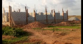 Ready to Build Estate Land, Kingshome Estate Kaba District, Along Kubwa Expressway, Kaba, Abuja, Land for Sale
