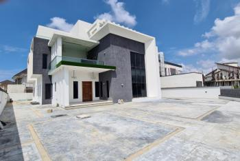 Nicely Built 6 Bedroom Detached House with Swimming Pool and Bq, Pinnock Estate, Osapa, Lekki, Lagos, Detached Duplex for Sale