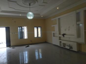 3 Bedroom Semi Detached Duplex Plus a Room Bq, Osapa, Lekki, Lagos, Semi-detached Duplex for Rent