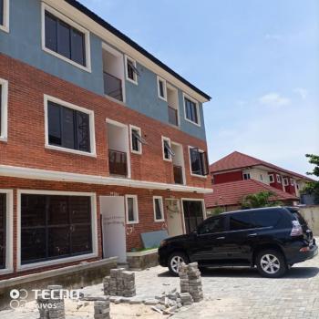 Luxury 4 Bedroom Terraced Duplex, Osapa, Lekki, Lagos, Terraced Duplex for Sale