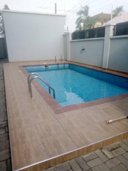 Equisite 5 Vedroom Terrace Duplex with Bq, Swimming Pool & a Standby Gen, Lekki Phase 1, Lekki, Lagos, Terraced Duplex for Sale