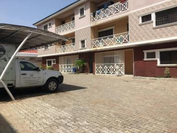 Serviced and Lovely Finished 3 Bedroom Flat with Bq, Wuse 2 District, Wuse 2, Abuja, Flat / Apartment for Rent