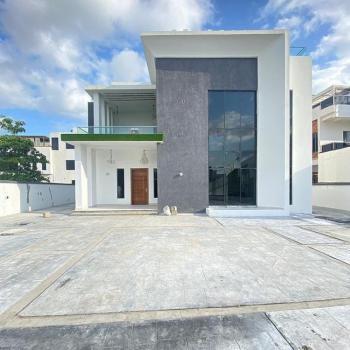 Newly Built 5 Bedroom Detached Duplex with Bq;, Pinnock Beach Estate., Lekki, Lagos, Detached Duplex for Sale