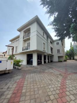 Self Serviced 3 Bedroom Flat with a Room Bq;, Parkview Estate, Ikoyi, Lagos, Flat for Rent
