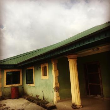 Exquisitely Built Bungalow, Lion Power Area, Olowotedo Bus-stop, Orimerunmu, Mowe Town, Ogun, Block of Flats for Sale