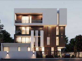 Pax -3 Bedroom Penthouse, Mike Adegbite Avenue, Lekki Phase 1, Lekki, Lagos, Flat / Apartment for Sale