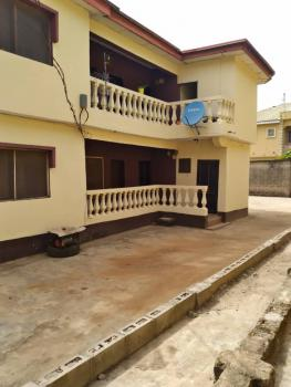 4 Nos. of 3 Bedroom Flats Inside a Popular Estate, Beckly Estate, Abule Egba, Agege, Lagos, Block of Flats for Sale