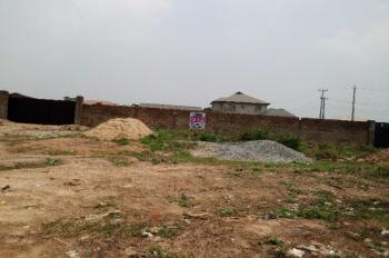 25000 Sqm Gated Parcel of Land for Truck Parking Lot, Lagos/ibadan Express Way., Ibafo, Ogun, Commercial Land for Rent
