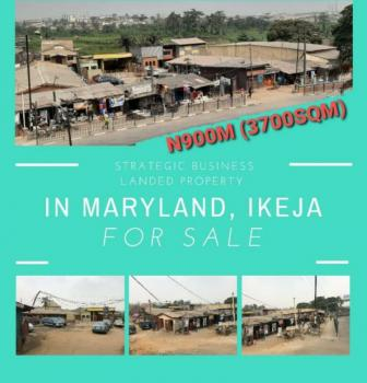 Lucrative Prime Land, Maryland, Lagos, Land Joint Venture