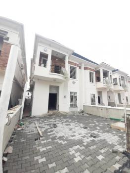 Newly Built 4 Bedrooms Semi Detached Duplex, By Second Tollgate, Lekki Phase 2, Lekki, Lagos, Semi-detached Duplex for Sale