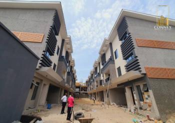 Luxury 4 Bedroom Terraced Duplex with a Room Bq, Lekki Phase 1, Lekki, Lagos, Terraced Duplex for Sale