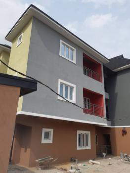 Lovely Newly Built 2 Bedroom Flat in a Cool Area, Off Pedro Road, Pedro, Gbagada, Lagos, Flat for Rent