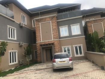 Supper Finished 4 Bedroom Serviced Duplex Bq, Pool, Tennis Court, Mabushi, Abuja, Terraced Duplex for Sale