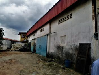 Standard Warehouse Capacity of 250 Sqmt,, Oregun Road, Oregun, Ikeja, Lagos, Warehouse for Rent
