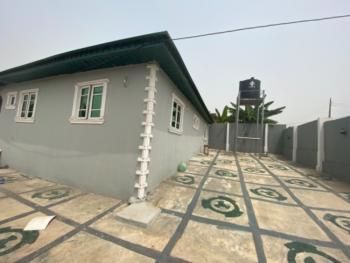 Luxury 3 Bedroom Bungalow(2 Brand New Unit), Ijamido Estate, Ado-odo/ota, Ogun, Detached Bungalow for Sale