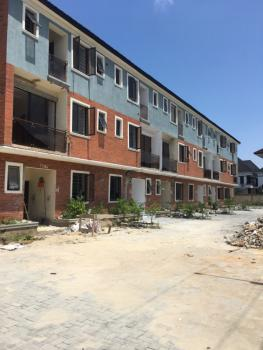 4 Bedroom Terrace Duplex with Spacious Rooms and Compound, Osapa, Lekki, Lagos, Terraced Duplex for Sale