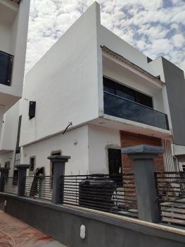 4 Bedroom Semi Detached Duplex with Bq at Sangotedo, Monastery Road, After Novare Mall, Sangotedo, Ajah, Lagos, Semi-detached Duplex for Sale