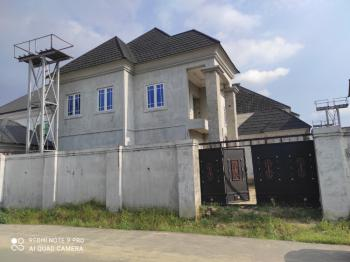 Incomplete 4 Bedroom Duplex with Federal Light, Back of Gtbank Location Nta Rd, Port Harcourt, Rivers, Detached Duplex for Sale