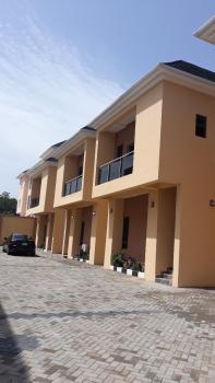 Luxury 4 Bedroom Semi-detatced Duplex, Jahi, Abuja, Semi-detached Duplex for Rent