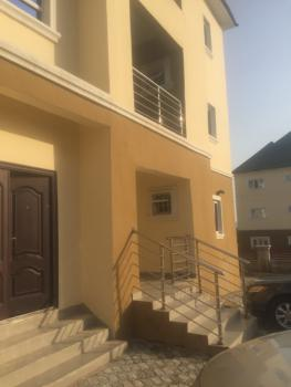 Newly Built 3 Bedrooms Terraced Duplex, Riverpark Estate, Lugbe District, Abuja, Terraced Duplex for Rent
