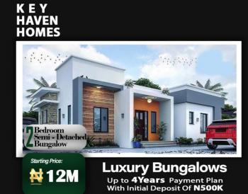 4 Years Payment Plan on 2 Bedroom Modern Bungalows, Lekki Phase 2, Lekki, Lagos, Semi-detached Bungalow for Sale