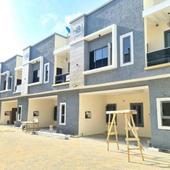 4 Bedroom Terrace Duplexes, Orchid Hotel Road, Lekki, Lagos, Terraced Duplex for Sale