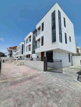 Newly Built 4 Units of 4 Bed Semi Detached House, Off Oba Yesufu Abiodun Road, Oniru, Victoria Island (vi), Lagos, Semi-detached Duplex for Sale