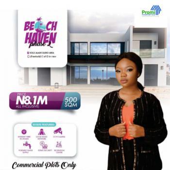 Beach Front (beach Haven Phase 2), Solu Alade, Eleko Ibeju-lekki, Eleko, Ibeju Lekki, Lagos, Commercial Land for Sale