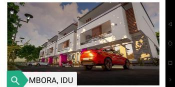 Luxury 4 Bedroom Terrace Duplex Developed By White Avenue Group, By Dsa Staff Quarters, Idu, Mbora (nbora), Abuja, Terraced Duplex for Sale