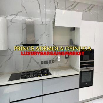 Direct Cash Ready Buyers Only - Deal! New 5 Bed Maisonette on 2 Floors, Old Ikoyi, Ikoyi, Lagos, Flat / Apartment for Sale