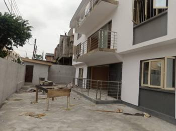 a Well Renovated & Refurbished Executive 6 Nos 3 Bedroom Flats Ensuite, Anthony Village, Anthony, Maryland, Lagos, House for Rent