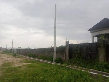 a Full Plot of Dry and Fenced Land, 2plots Away From The Express, Abijo, Lekki, Lagos, Mixed-use Land for Sale