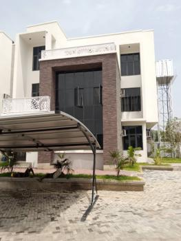 Luxury 5 Bedroom Terrace Duplex with One Room Bq, Katampe Extension, Katampe, Abuja, Terraced Duplex for Rent
