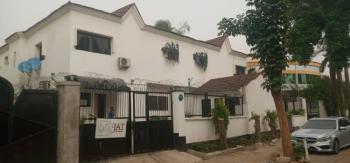 a 4 Bedroom Twin Duplex with Separate Bq & Gatehouse, Lobito Crescent, Wuse 2, Abuja, Semi-detached Duplex for Sale