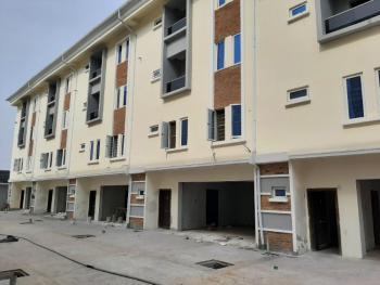 4 Bedroom Terrace Duplex with Excellent Facilities, Idado, Lekki, Lagos, Terraced Duplex for Sale