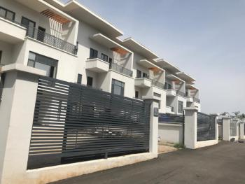 4 Bedrooms Terraced Duplex with Bq, Guzape District, Abuja, Terraced Duplex for Sale