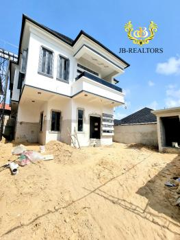 Brand New 5 Bedrooms Fully Detached Duplex with Fully Fitted Kitchen & Bq, Ikota, Lekki, Lagos, Detached Duplex for Sale
