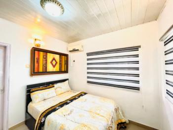 a Room Self Contained with Free Wifi, Dstv and Netflix, Chevron Drive, Lekki, Lagos, Detached Bungalow Short Let