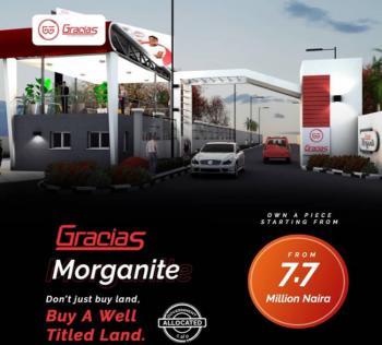 Dry Residential Land, Sangotedo, Ajah, Lagos, Residential Land for Sale