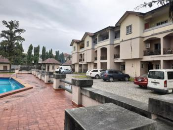 Serviced 2 Bedroom Duplex with Service Quaters and Pool, Off Abacha Road, Gra Phase 3, Port Harcourt, Rivers, Terraced Duplex for Rent