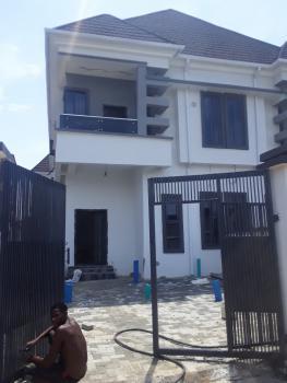 4 Bedrooms Semi Detached Duplex with Bq, Agungi, Lekki, Lagos, Detached Duplex for Sale