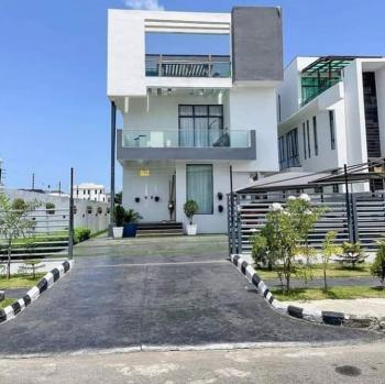 Contemporary Fully Furnished 5 Bedroom Fully Detached Duplex in Pinnoc, Pinnock Estate, Osapa, Lekki, Lagos, Detached Bungalow for Sale