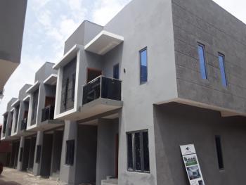4 Bedrooms Terraced Duplex with Bq, Agungi, Lekki, Lagos, Terraced Duplex for Sale