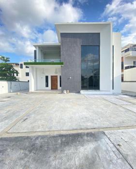 Newly Built 5 Bedrooms Detached Duplex with Bq., Osapa, Lekki, Lagos, Detached Duplex for Sale
